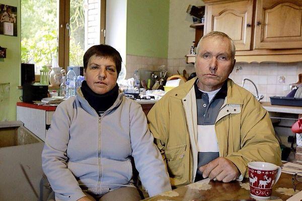 Marie et François Montassier ont été violemment agressés à leur domicile à Villiers-Saint-Benoît, dans l'Yonne