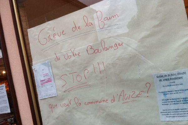 Boulangerie Gillotin - Rue Pasteur - Avize (51)