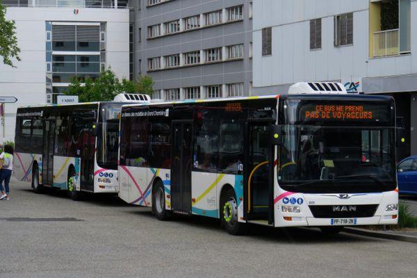 Le trafic sera perturbé lundi et mardi sur le réseau Synchro Bus à Chambéry.