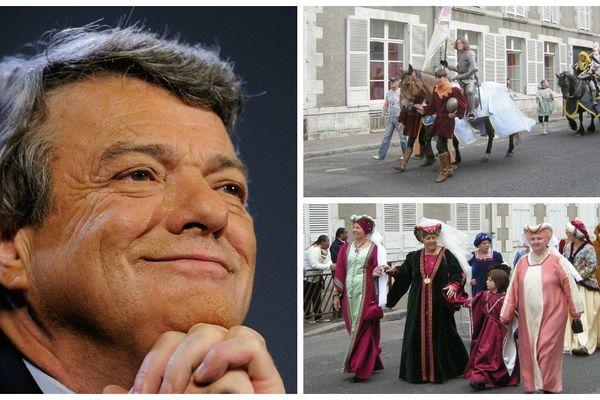 Jean-Louis Borloo, a été nommé invité d'honneur des 588e fêtes johanniques d'Orléans