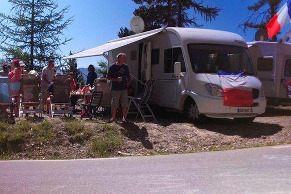 La grand messe, un amour de tour, un documentaire sur les camping-caristes du Tour de France à voir Lundi 7 septembre à 13h45 sur France 3.