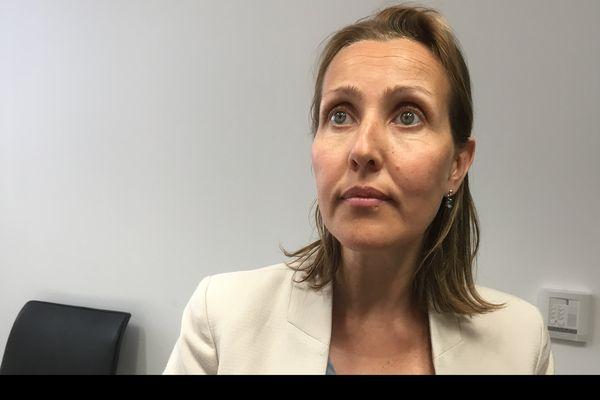 Catherine Luciani, directrice du SYVADEC