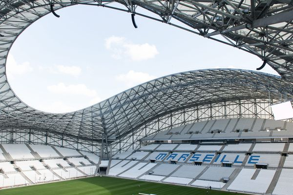Stade Orange Vélodrome / Clément Mahoudeau / IP3