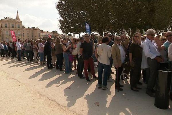 Plus de 2.500 personnes se sont régalées lors des 5èmes Toqués d'Oc à Montpellier  - 23 septembre 2017