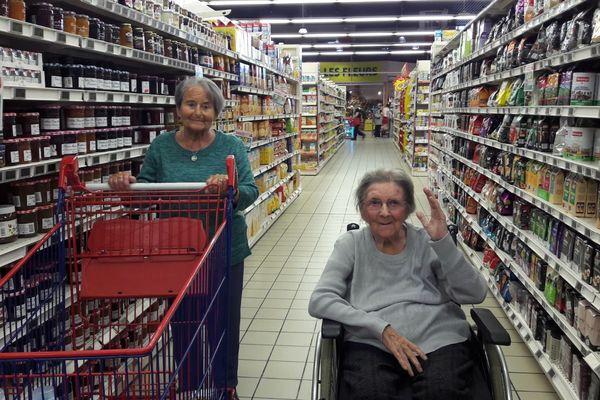 Nadia et laurent proposent de nombreuses activités à leurs pensionnaires