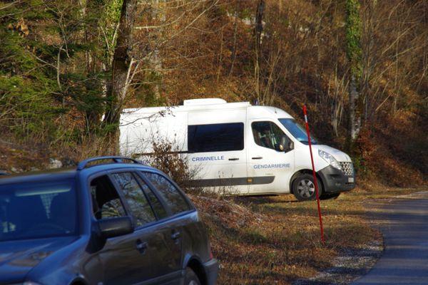 Le corps de la jeune femme avait été découvert sur la commune du Frasnois dans le Jura français.