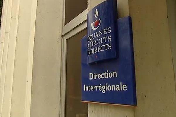 Direction des douanes de Montpellier