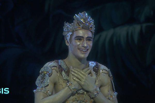 Paul Marque nommé danseur étoile du ballet de l'Opéra de Paris le 13 décembre 2020