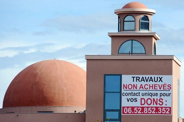 En mars 2013, la mosquée de Toulouse manque de financements