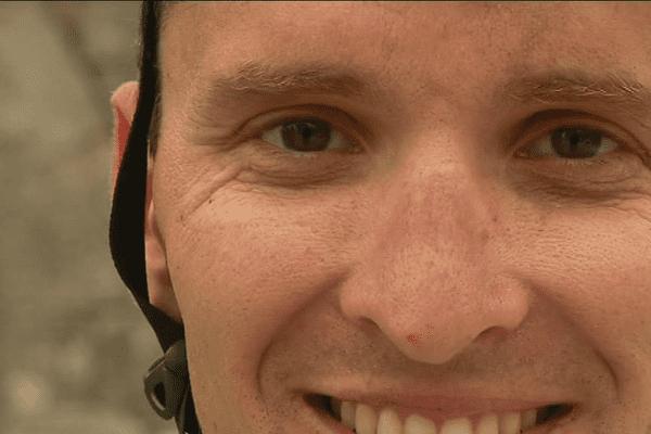 Laurent Pichon a remporté la Route Adélie à Vitré cette année