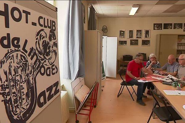 De nombreuses manifestations pour célébrer les 70 ans du Hot-Club de Limoges