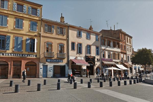 La Case de santé, place Arnaud-Bernard, à Toulouse.