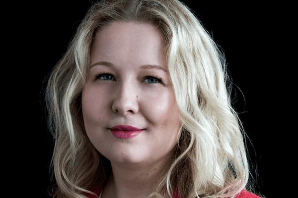 Hélène Rossinot, 29 ans, médecin et auteure.