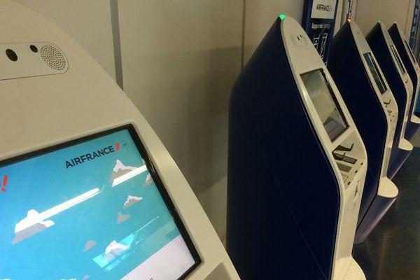 L'aérogare sera en capacité de rouvrir dès le retour des vols commerciaux.