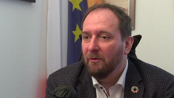 Christophe Arend, député LREM de la Moselle.