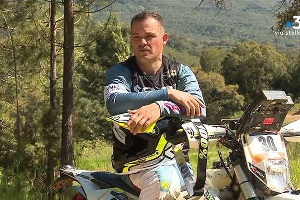 L'Ajaccien Sébastien Cojean, 39 ans, s'est qualifié pour l'édition 2020 du Dakar qui se déroulera en Arabie Saoudite.