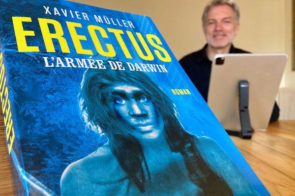 Erectus, l'armée de Darwin est publié chez XO Editions