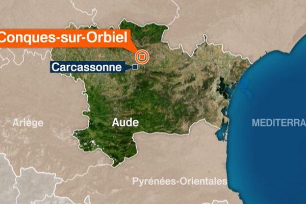 Conques-sur-Orbiel, Aude