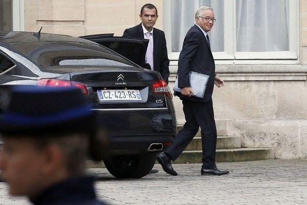 Francois Rebsamen reste ministre du Travail, de l'Emploi, de la Formation professionnelle et du Dialogue social