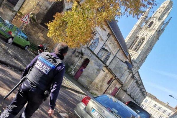 Les policiers municipaux sont désormais armés, de jour comme de nuit, à Libourne.