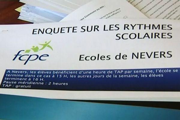 La FCPE a dressé un bilan via un questionnaire à ses adhérents