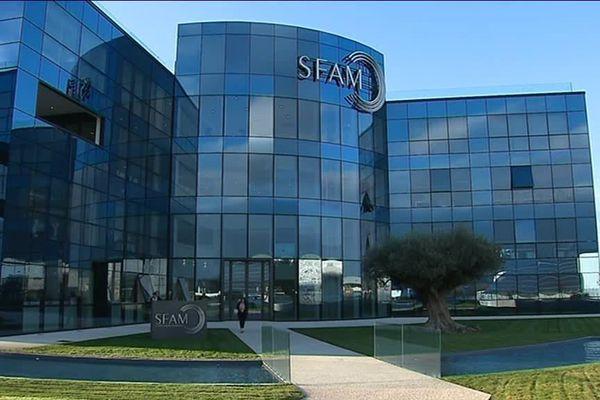 Le siège de la SFAM à Romans-sur-Isère, dans la Drôme.