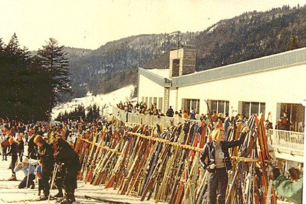 La Bresse 1969.