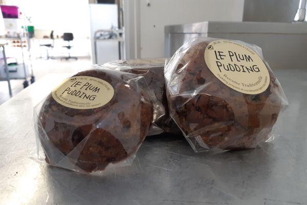Le plum pudding, une gourmandise de Noël d'origine anglaise, devenue spécialité de la Côte d'Opale
