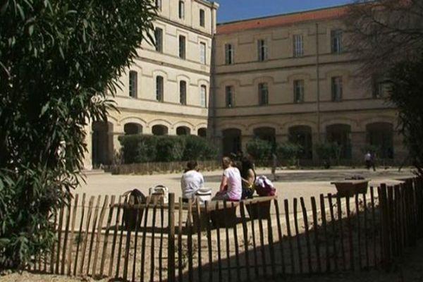 Internat d'excellence de Montpellier - archives