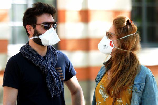 Vincent Caruel avait comme beaucoup de soignants regretté l'absence de masques en début de pandémie.