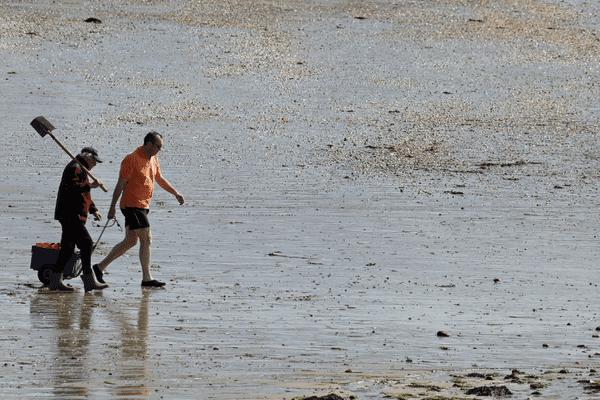 Des grandes marées jusqu'à 110 sont prévues cette semaine