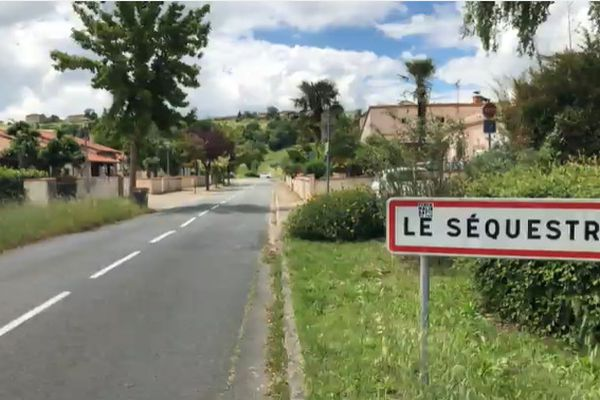 Le Séquestre a été déclaré premier village du Tarn où il fait bon vivre. 2021.