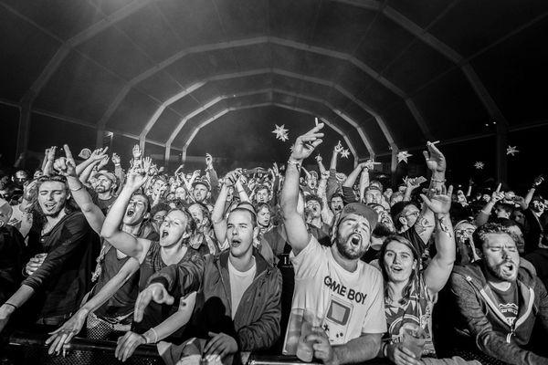 L'an dernier, le festival Détonation avait affiché complet, avec 12 000 spectateurs en trois soirs.