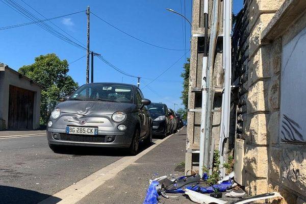 Le jeune Sabri,18 ans, a perdu la vie au guidon de sa motocross rue Trouillet à Argenteuil dans le Val-d'Oise
