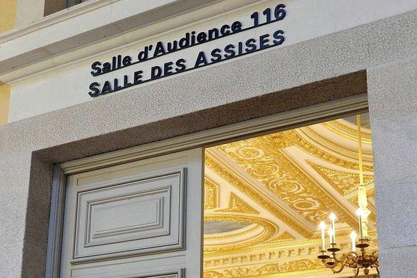 Les assises d'Ille-et-Vilaine, à Rennes.