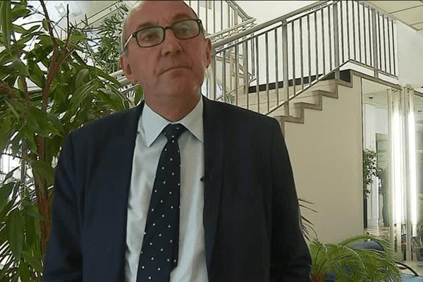 Gilles Pennelle réagit après l'annonce du départ de Florian Philippot