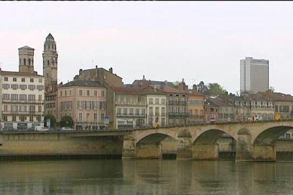 La ville de Mâcon est le chef-lieu du département de Saône-et-Loire