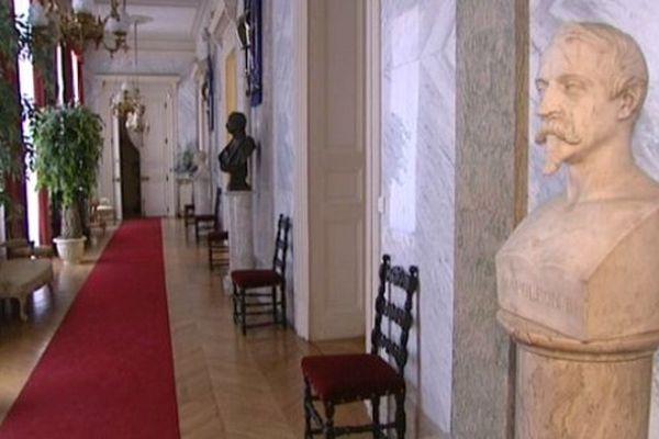 L'hôtel du Grand Commandement de Tours, ouvert au public pour les journées du patrimoine