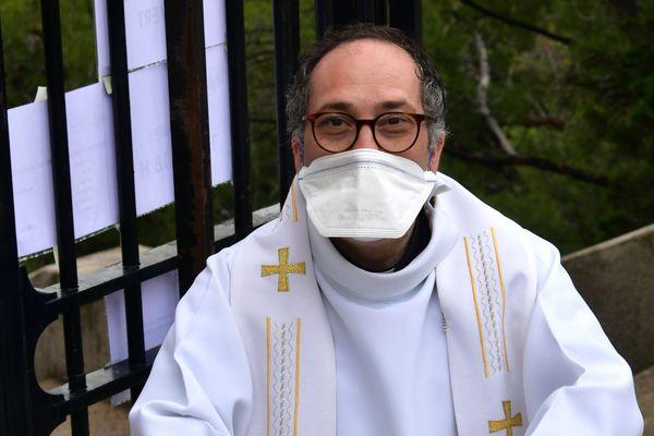 Le port du masque est obligatoire sur l'ensemble du sanctuaire.