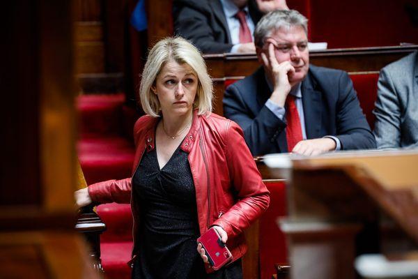 Séance de questions au gouvernement dans l'hémicycle de l'Assemblée nationale, le 2 avril 2019.