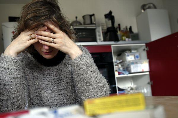 StopBlues veut vous aider à lutter contre la dépression, une maladie dont on n'ose pas souvent parler - Photo d'illustration