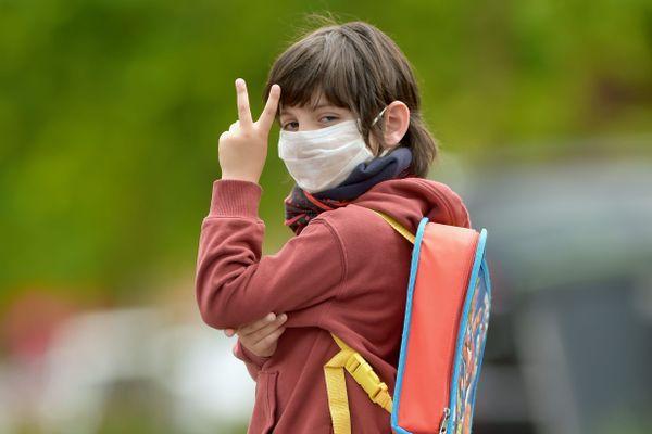 Le masque sera obligatoire pour les personnels des établissements scolaires et pour les élèves à partir de 11 ans.