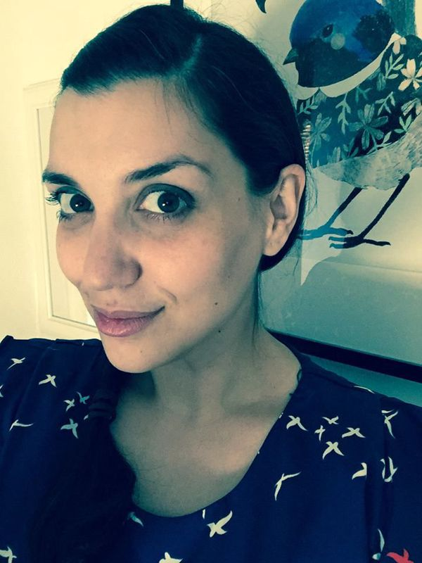 Emilie Chazerand, auteure de La fourmi rouge