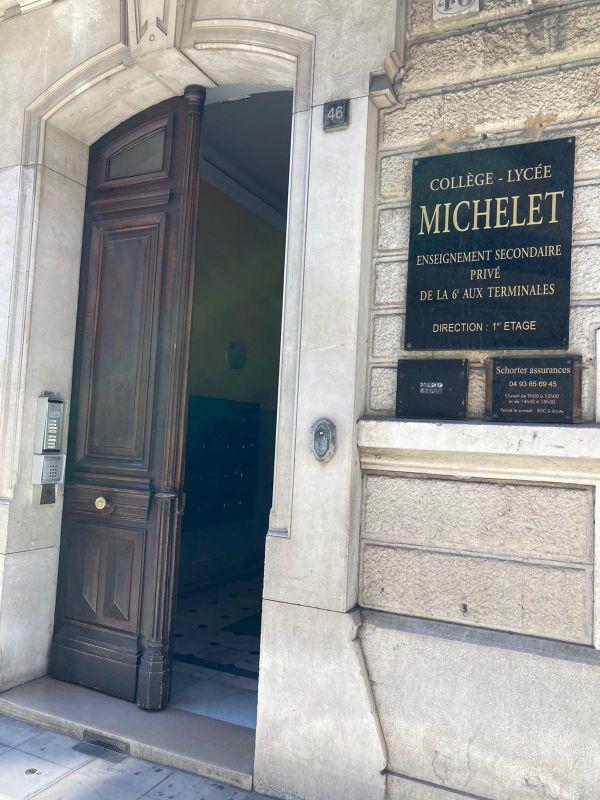 L'équipe pédagogique du lycée Michelet de Nice travaille sur les troubles d'apprentissage (chez les enfants intellectuellement précoces, le taux est 10 fois plus élevé que dans le reste de la population).