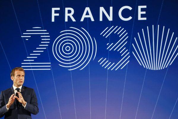 Le président de la République a dévoilé son plan de relance France 2030.