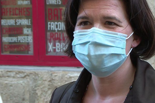 Angélique Nolaac, mère d'un collégien de Croix-d'Argent en détresse, tient à témoigner.