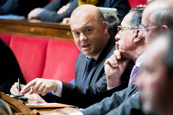 Thierry Benoît à l'Assemblée nationale