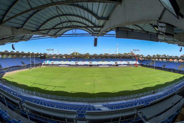 8000 spectateurs vont pouvoir être accueillis au stade Aimé-Giral vendredi 21 août.