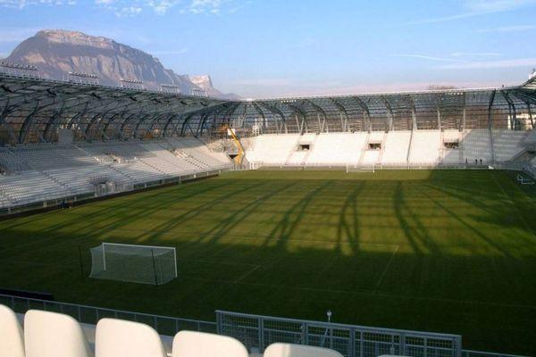 Le stade des Alpes - Photo d'illustration