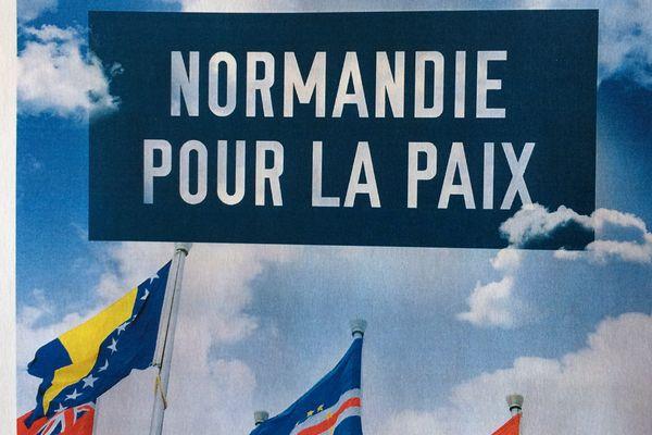 """Les journées """"Normandie pour la paix"""", organisées à Caen les 23 et 24 mars préfigurent le Forum mondial pour la paix que souhaite organiser la région Normandie dès 2018."""